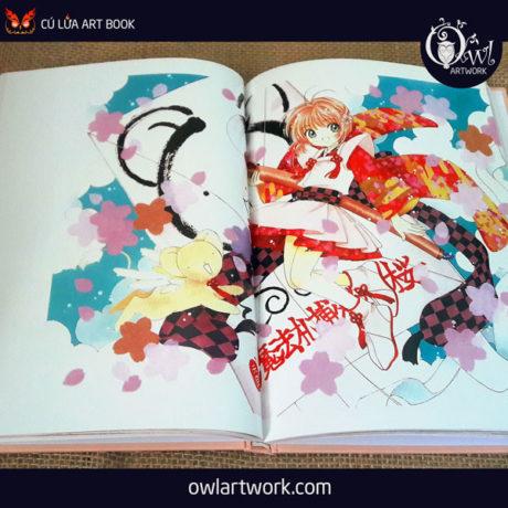 owlartwork-sach-artbook-anime-manga-card-captor-sakura-20th-anniversary-11