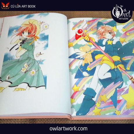 owlartwork-sach-artbook-anime-manga-card-captor-sakura-20th-anniversary-6