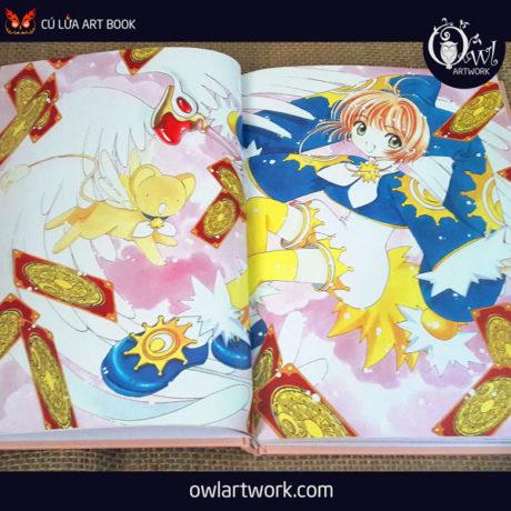 owlartwork-sach-artbook-anime-manga-card-captor-sakura-20th-anniversary-7