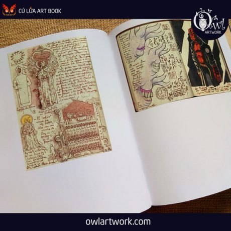 owlartwork-sach-artbook-concept-art-at-home-with-monster-13