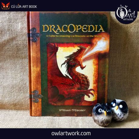 owlartwork-sach-artbook-concept-art-dracopedia-guide-to-drawing-dragons-of-the-world-1
