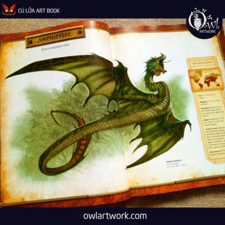 owlartwork-sach-artbook-concept-art-dracopedia-guide-to-drawing-dragons-of-the-world-4