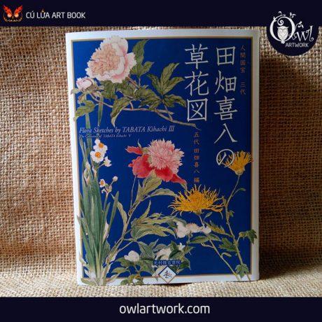owlartwork-sach-artbook-concept-art-flora-sketches-xanh-1