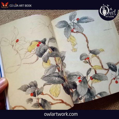 owlartwork-sach-artbook-concept-art-flora-sketches-xanh-15