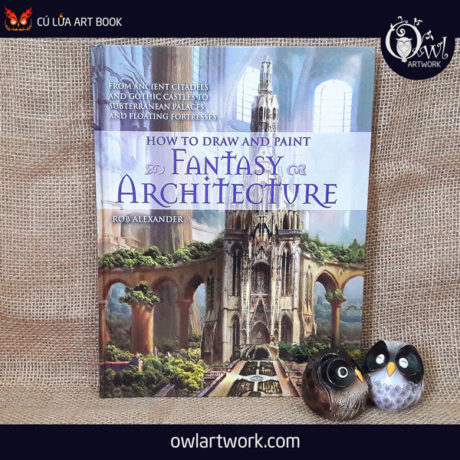 owlartwork-sach-artbook-concept-art-hot-to-draw-and-paint-fantasy-architecture-1