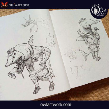 owlartwork-sach-artbook-concept-art-kim-jung-gi-sketch-collection-10