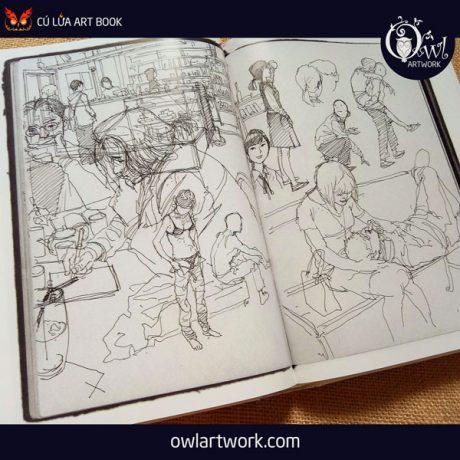 owlartwork-sach-artbook-concept-art-kim-jung-gi-sketch-collection-13