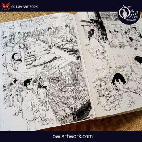 owlartwork-sach-artbook-concept-art-kim-jung-gi-sketch-collection-16