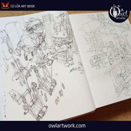 owlartwork-sach-artbook-concept-art-kim-jung-gi-sketch-collection-8