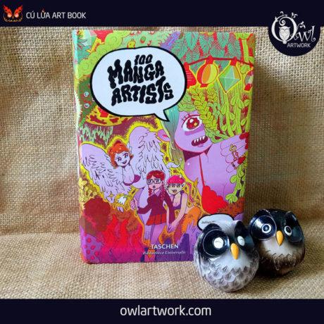 owlartwork-sach-artbook-concept-art-taschen-100-manga-artists-1