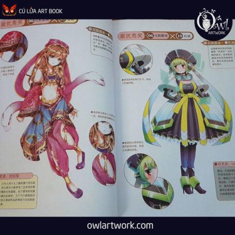 owlartwork-sach-artbook-costume-matrix-design-02-2