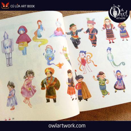 owlartwork-sach-artbook-day-ve-5000-items-illustration-2
