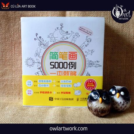 owlartwork-sach-artbook-day-ve-5000-items-sketch-1