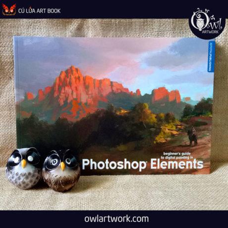 owlartwork-sach-artbook-day-ve-digital-photoshop-elements-1
