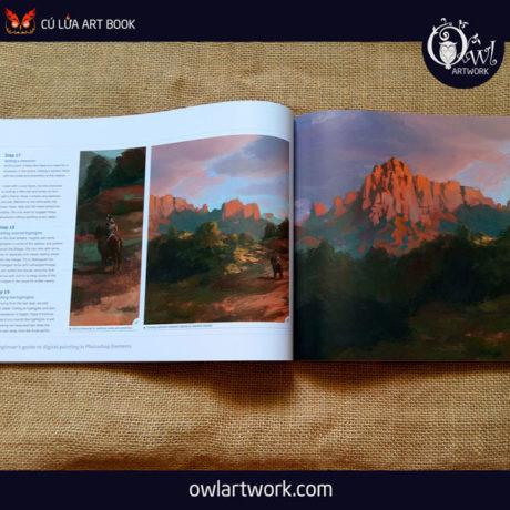 owlartwork-sach-artbook-day-ve-digital-photoshop-elements-9