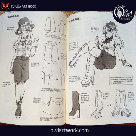 owlartwork-sach-artbook-day-ve-truyen-tranh-trang-phuc-13