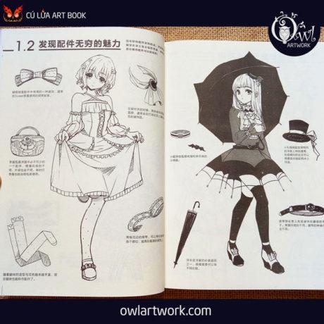 owlartwork-sach-artbook-day-ve-truyen-tranh-trang-phuc-2