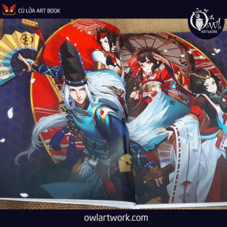 owlartwork-sach-artbook-game-onmyouji-am-duong-su-2