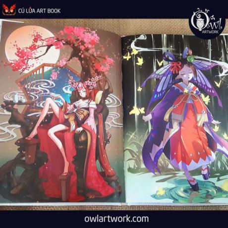 owlartwork-sach-artbook-game-onmyouji-am-duong-su-9