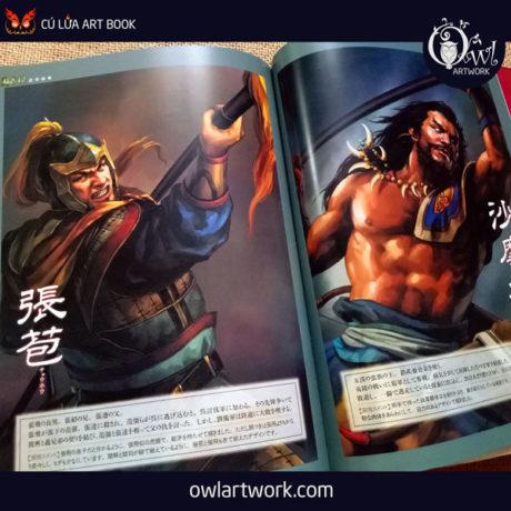 owlartwork-sach-artbook-game-sangokushi-12-bushou-13