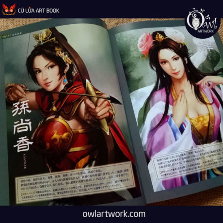 owlartwork-sach-artbook-game-sangokushi-12-bushou-6