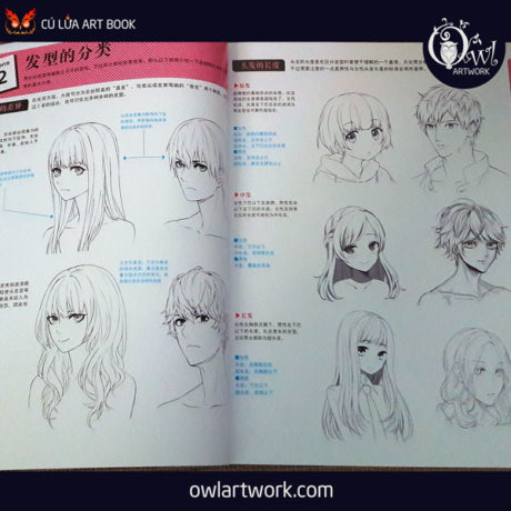 owlartwork-sach-artbook-hair-collection-2