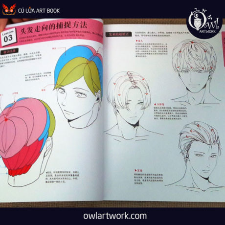 owlartwork-sach-artbook-hair-collection-3