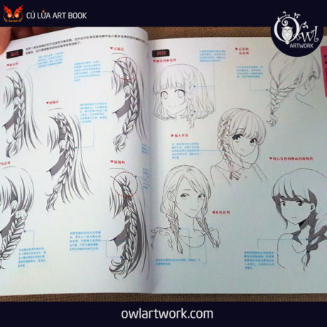 owlartwork-sach-artbook-hair-collection-7