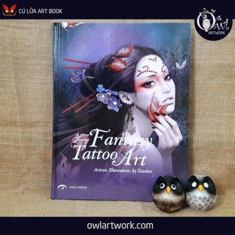 owlartwork-sach-artbook-trung-quoc-xiao-bai-fantasy-tattoo-1