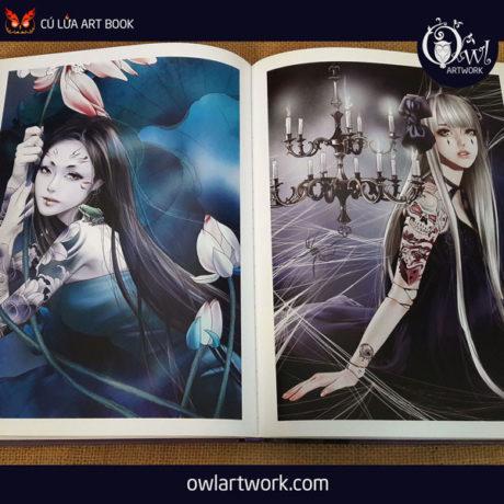 owlartwork-sach-artbook-trung-quoc-xiao-bai-fantasy-tattoo-10