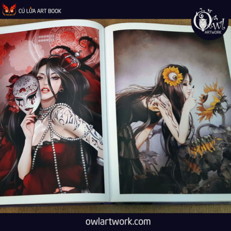 owlartwork-sach-artbook-trung-quoc-xiao-bai-fantasy-tattoo-11