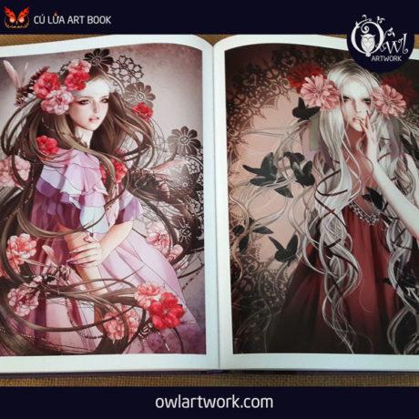 owlartwork-sach-artbook-trung-quoc-xiao-bai-fantasy-tattoo-13