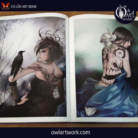 owlartwork-sach-artbook-trung-quoc-xiao-bai-fantasy-tattoo-4