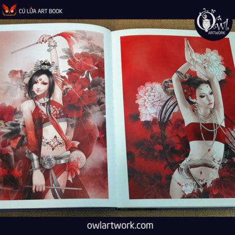 owlartwork-sach-artbook-trung-quoc-xiao-bai-fantasy-tattoo-5
