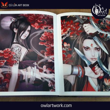 owlartwork-sach-artbook-trung-quoc-xiao-bai-fantasy-tattoo-6
