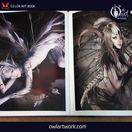 owlartwork-sach-artbook-trung-quoc-xiao-bai-fantasy-tattoo-9